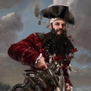 blackbeard-pirate-ipad-wallpaper-500x500