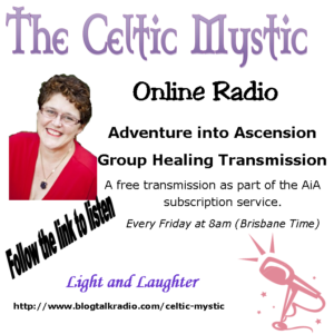 Celtic Mystic AiA Messages