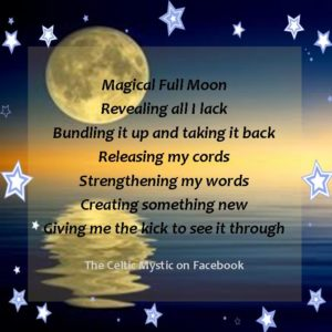 General Full Moon poem