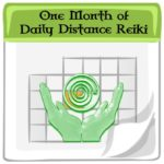One Month Daily Distance Reiki