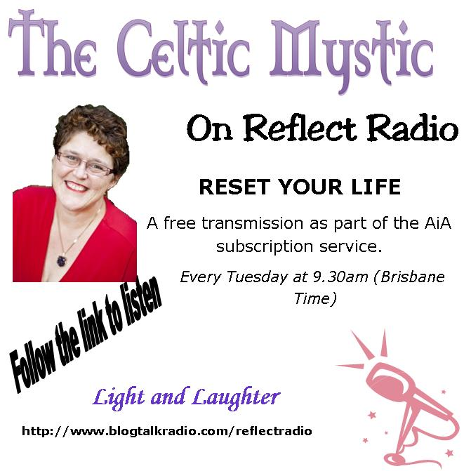 Celtic Mystic AiA Messages on RR