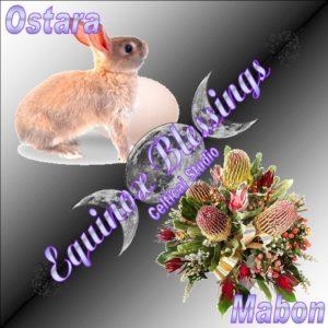 Ostara Mabon Equinox Blessings