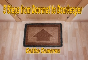 Doormat to Doorkeeper advert