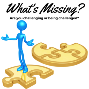 What's Missing-